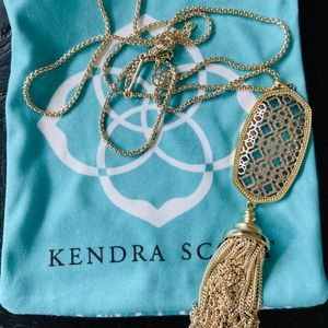Kendra Scott Rayne Necklace in Filigree